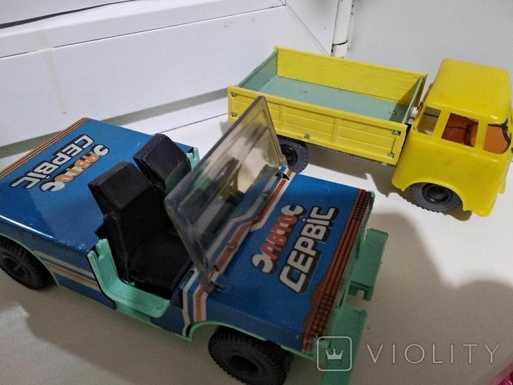 Машинки СССР (ОЗИ)-2шт, одним лотом, фото №3