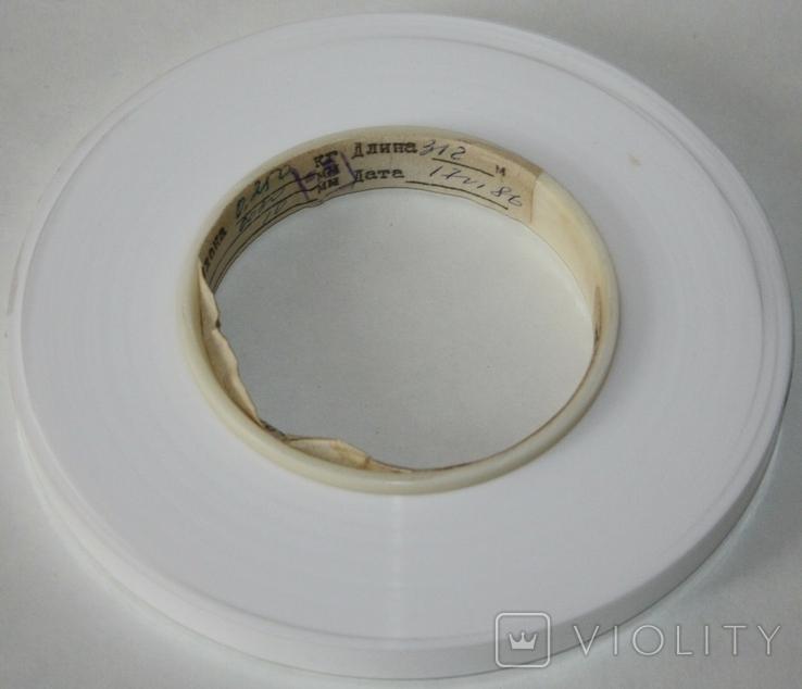 Фторопластовая лента 0,03 мм х 10 мм (СССР) 250 грамм, фото №3