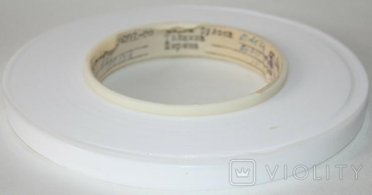 Фторопластовая лента 0,03 мм х 10 мм (СССР) 250 грамм, фото №4