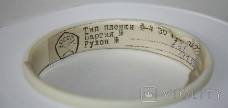 Фторопластовая лента 0,03 мм х 10 мм (СССР) 250 грамм, фото №7