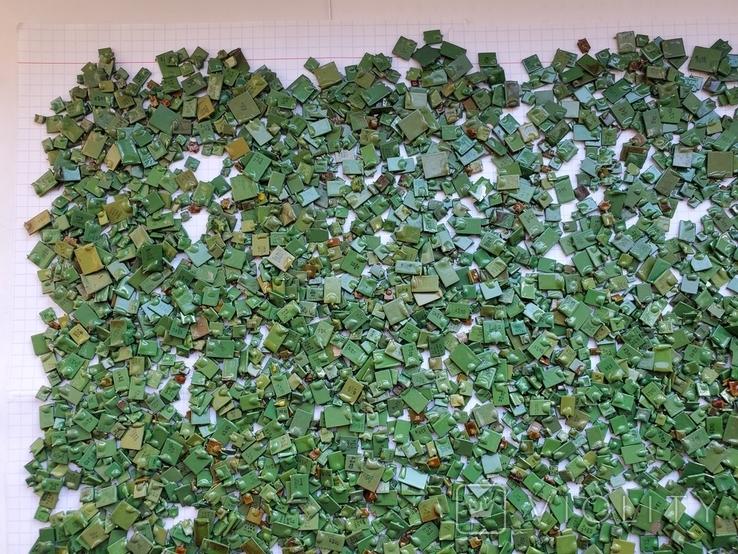 КМ,зелёный 1 кг, фото №3