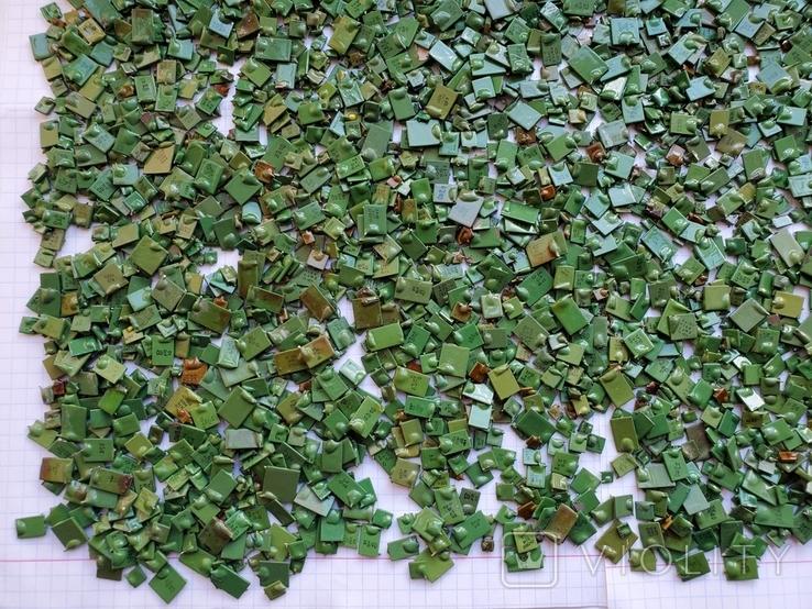 КМ,зелёный 1 кг, фото №5