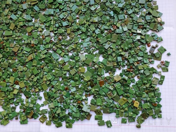 КМ,зелёный 1 кг, фото №6