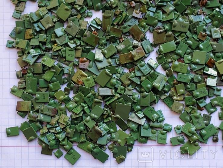 КМ,зелёный 1 кг, фото №11