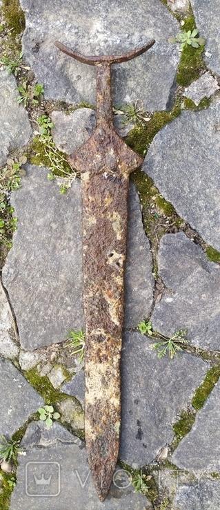 Акінак. Копія, фото №3