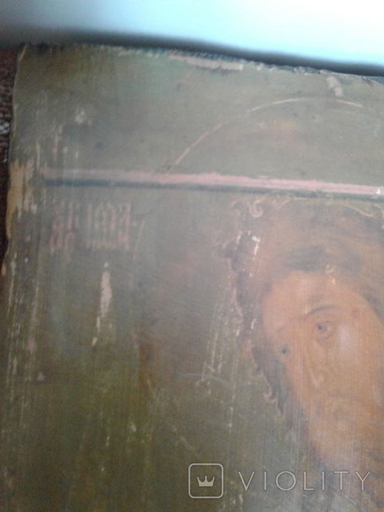 Икона Иоанн Предтечи, фото №8