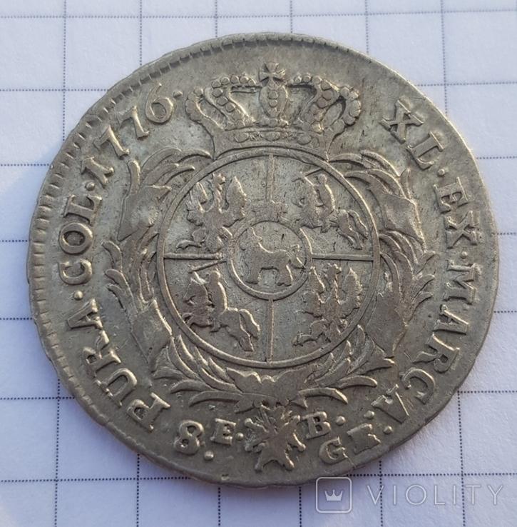 8 Грош 1776 і 1787, фото №5