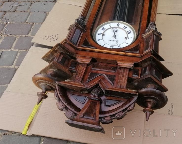 Часы 178 см высота, фото №2