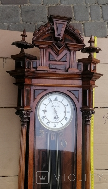 Часы 178 см высота, фото №4
