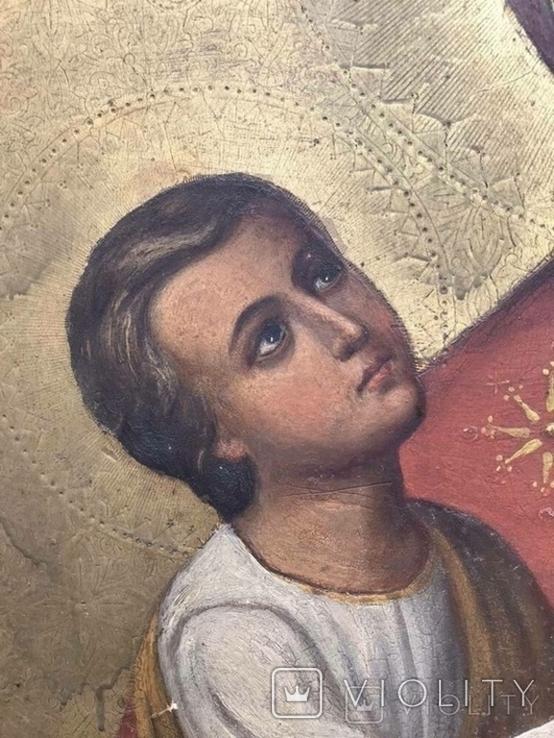 Икона Пресвятой Богородицы, фото №3