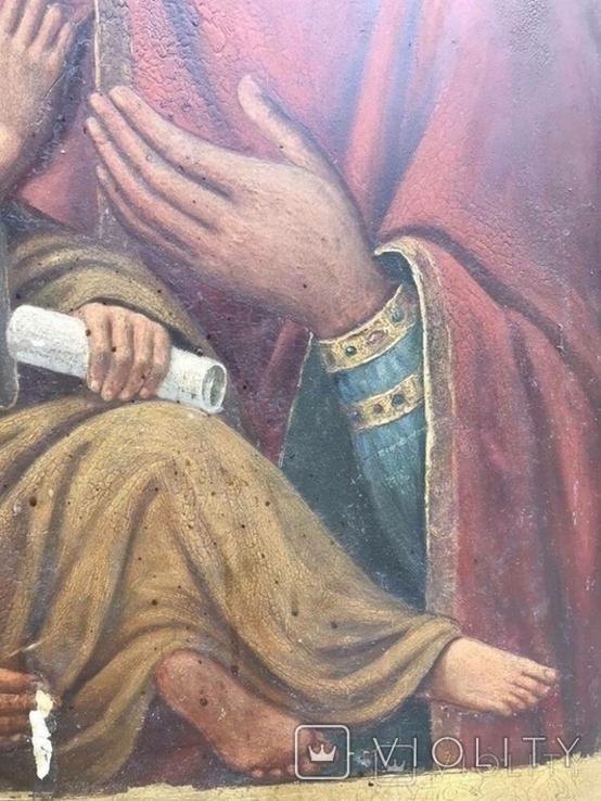 Икона Пресвятой Богородицы, фото №4