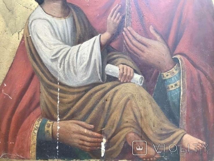 Икона Пресвятой Богородицы, фото №6