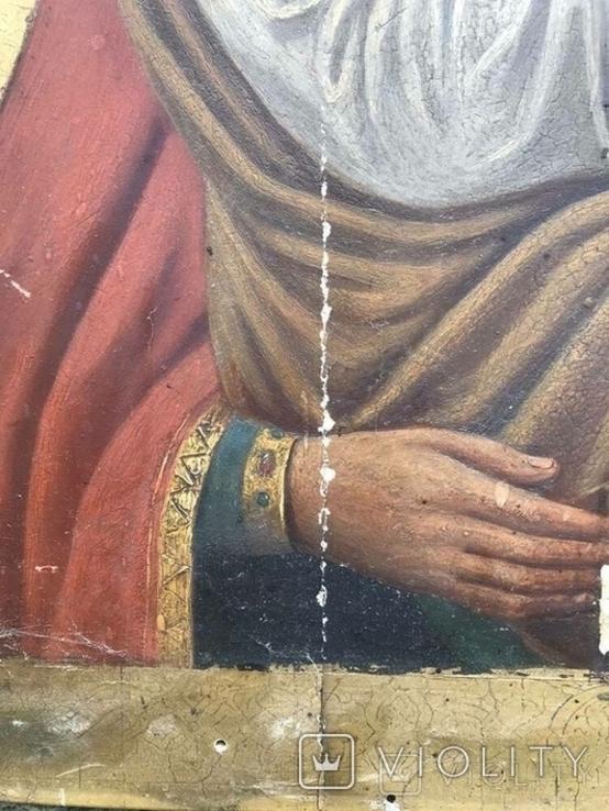 Икона Пресвятой Богородицы, фото №8