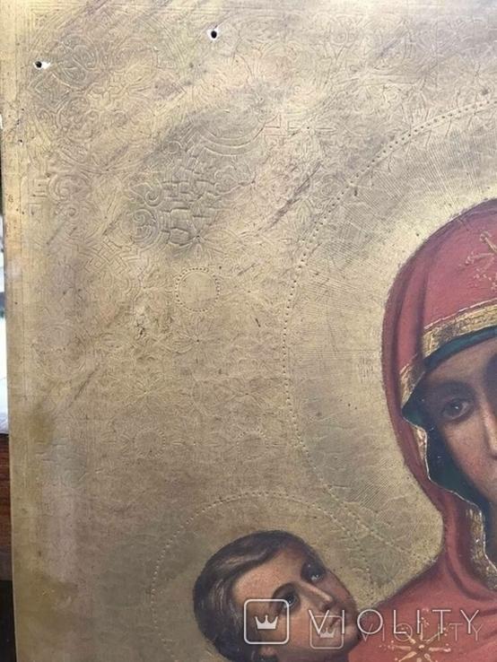 Икона Пресвятой Богородицы, фото №12