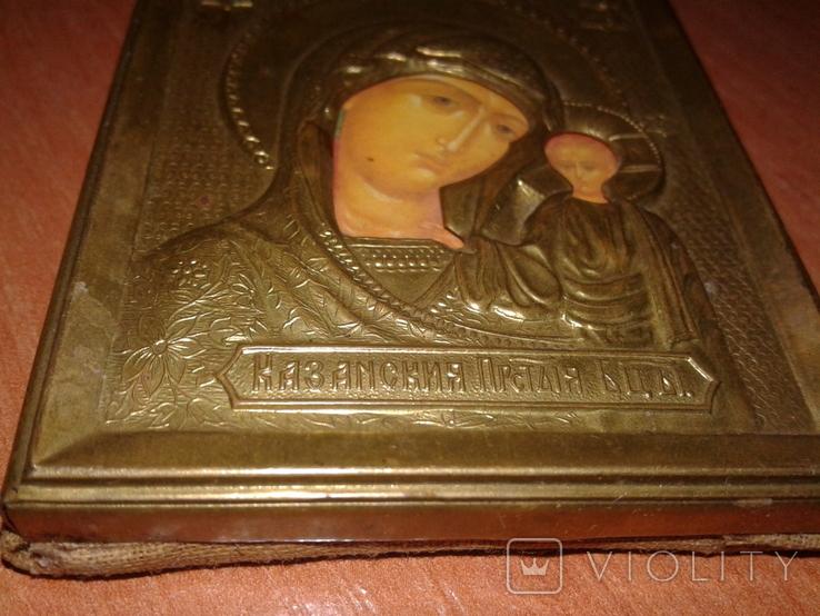 Икона Казанская БМ в докладе, фото №6