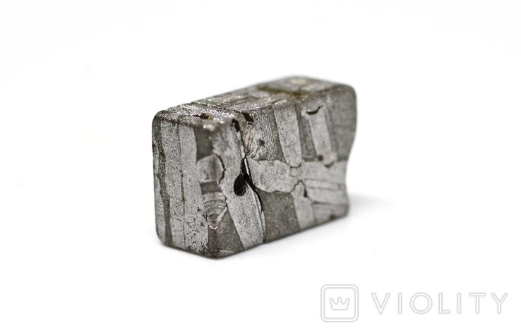 Заготовка з метеорита Seymchan, 5,8 г, із сертифікатом автентичності, фото №13