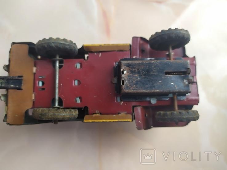 Жестяная машинка.Jeep Rural Willys.50e., фото №5