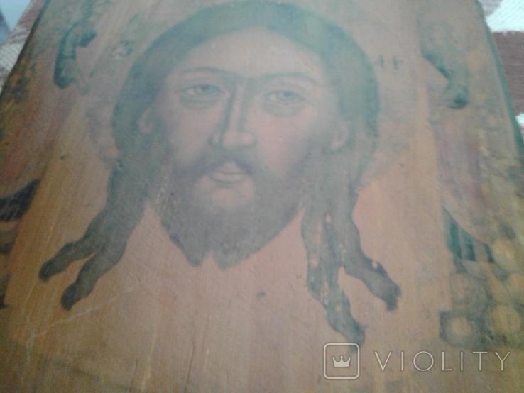 Икона Спас нерукотворный, фото №8