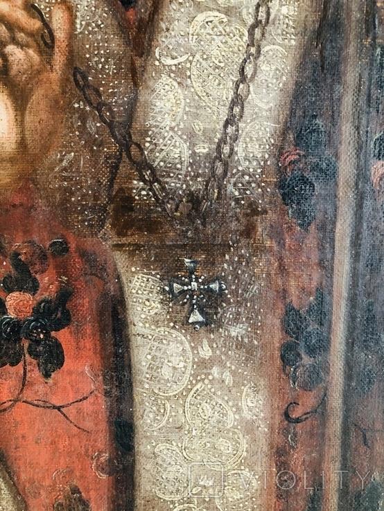 Святитель Христов Николай 18 век ( 1720-е гг. ), фото №11