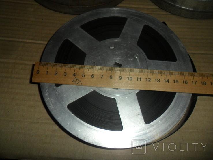 Кинопленка 16 мм Буревестник (Максим Горький и кино) 1 часть, фото №4