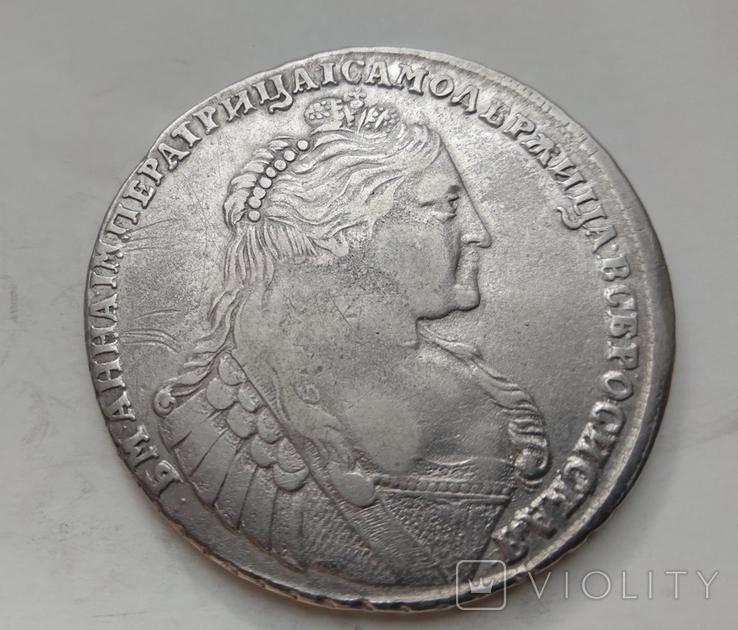 Рубль 1737 лот 1, фото №3