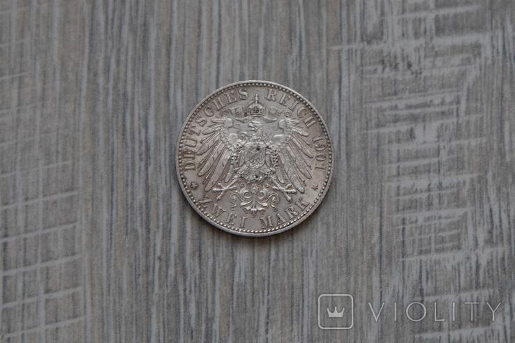 2 марки 1901, фото №3