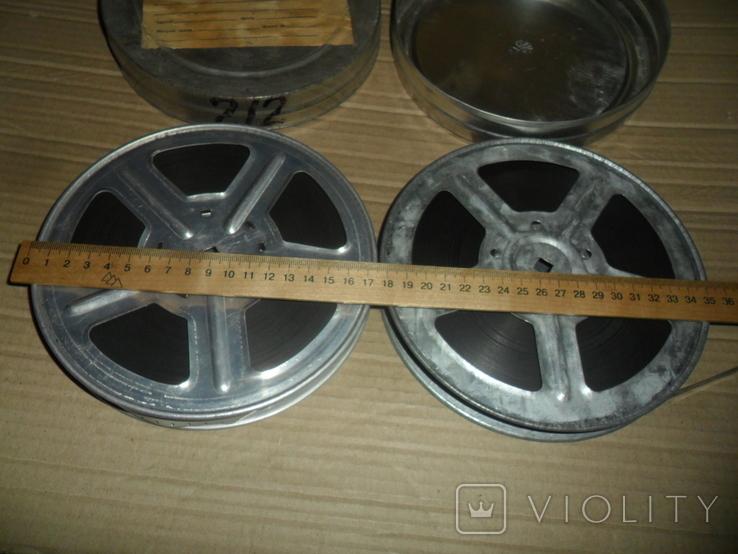 Кинопленка 16 мм 2 шт Горький в Нижнем Новгороде 1 и 2 части, фото №5