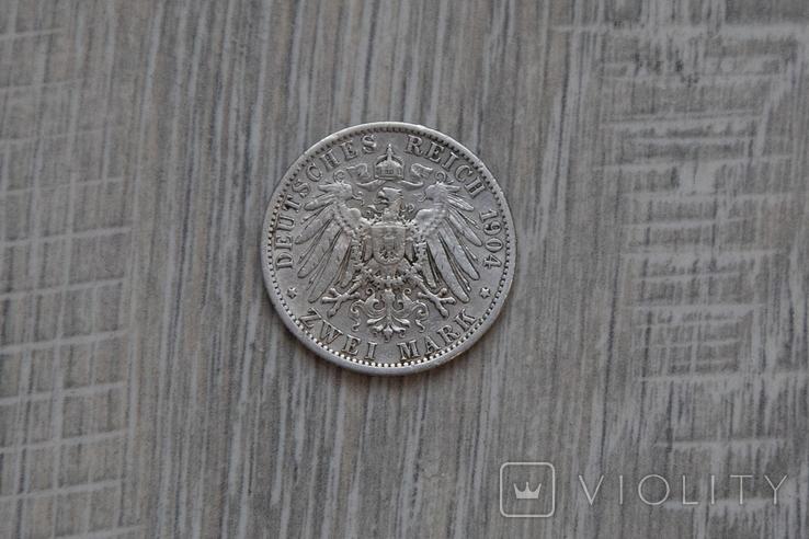 2 марки 1904, фото №3