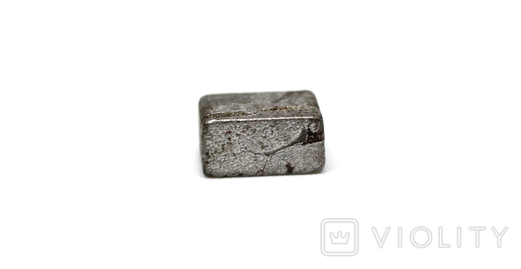 Заготовка-вставка з метеорита Seymchan, 1,4 г, із сертифікатом автентичності, фото №11