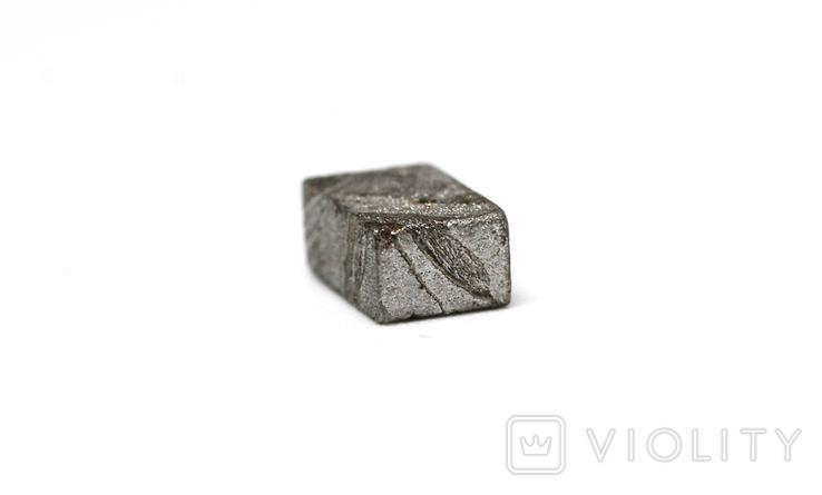 Заготовка-вставка з метеорита Seymchan, 1,5 г, із сертифікатом автентичності, фото №8
