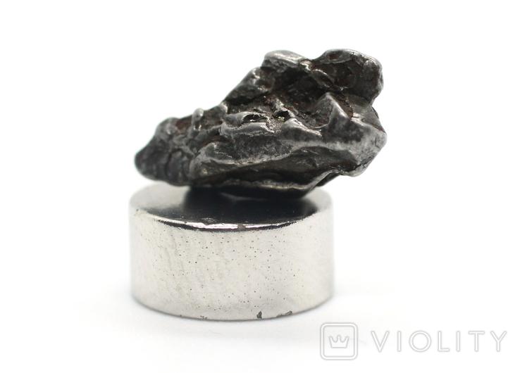 Залізний метеорит Campo del Cielo, 1,4 грам, із сертифікатом автентичності, фото №10