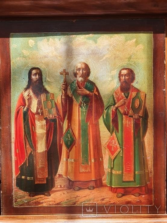 Избранные святые. Аналой, фото №3