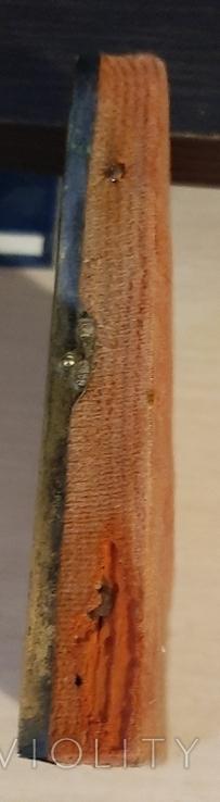 Икона Казанская БМ 84 серебро, фото №5