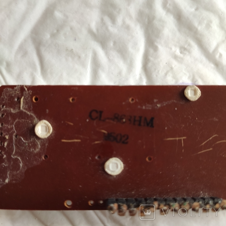 Табло для электронных часов для ремонта, фото №5