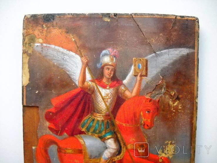 Икона Архангел  Михаил, фото №3