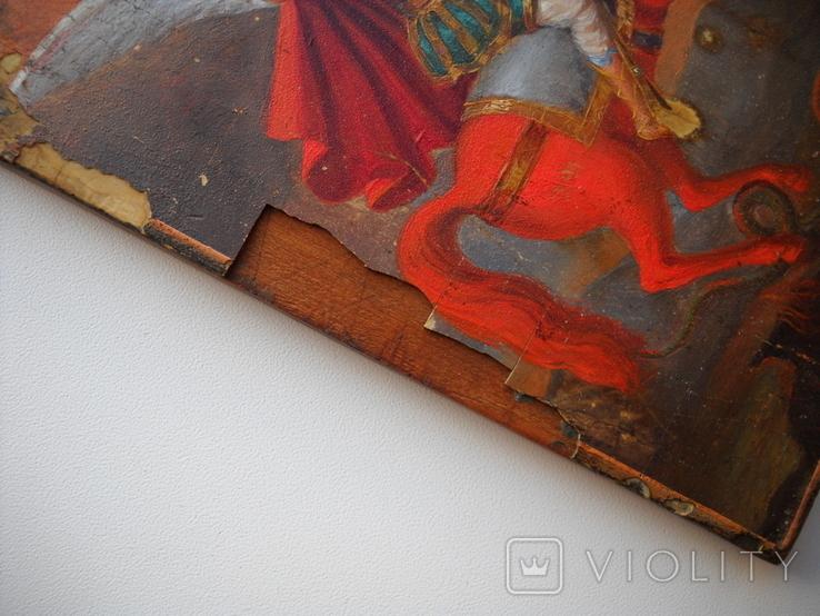 Икона Архангел  Михаил, фото №5