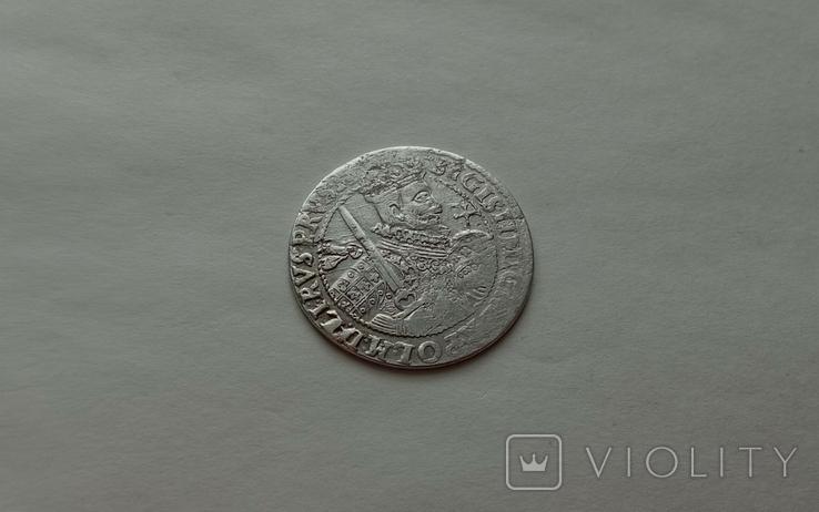 Орт 1623г. Сиг. ІІІ Ваза №2, фото №5