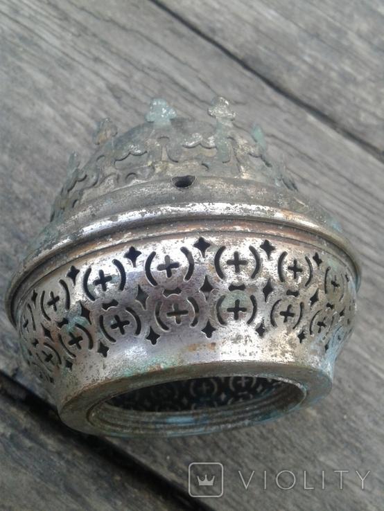 Деталь лампи гасові, фото №5