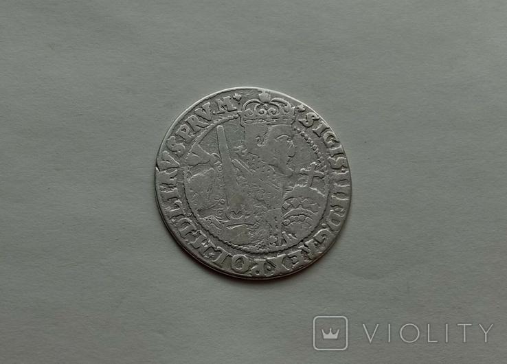 Орт 1623г. Сиг. ІІІ Ваза №7, фото №4
