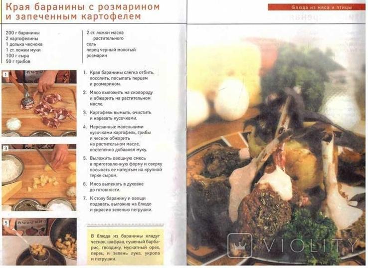 Блюда из мяса и птицы.2008 г., фото №10
