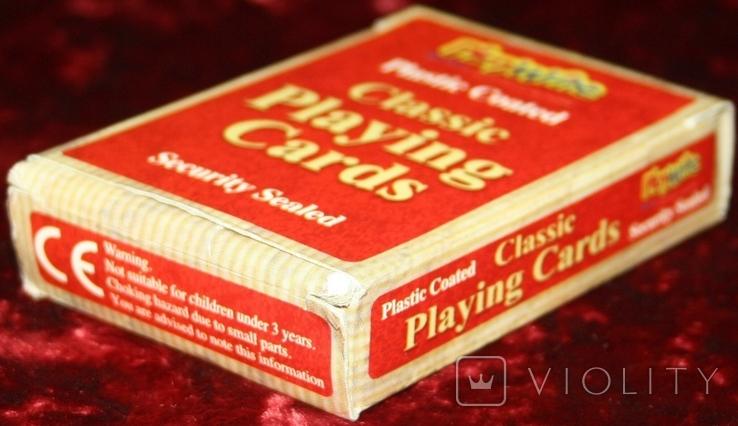 4.Карты игральные 2000-х (полная колода,54 листа) Китай для Англии, фото №8