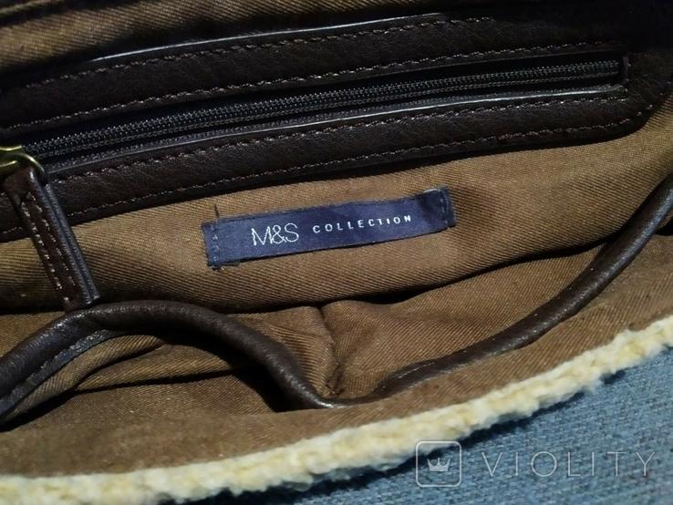 Сумка MS Винтаж бренд из Англии, фото №4