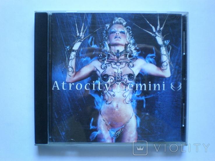 CD Atrocity, фото №2