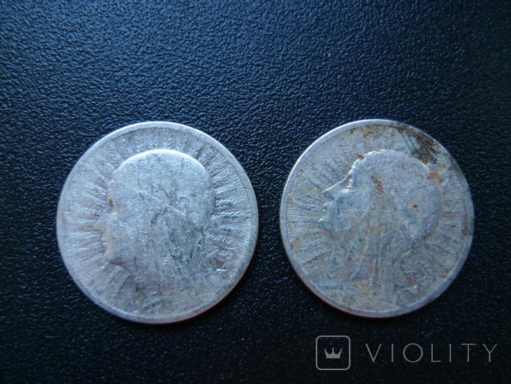 2 злотых 1932  6 штук, фото №5