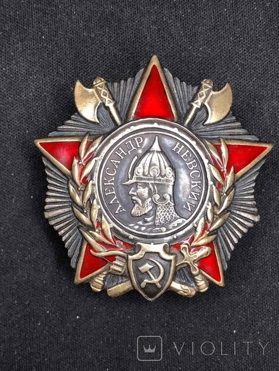 Орден Александра Невского Копия, фото №3