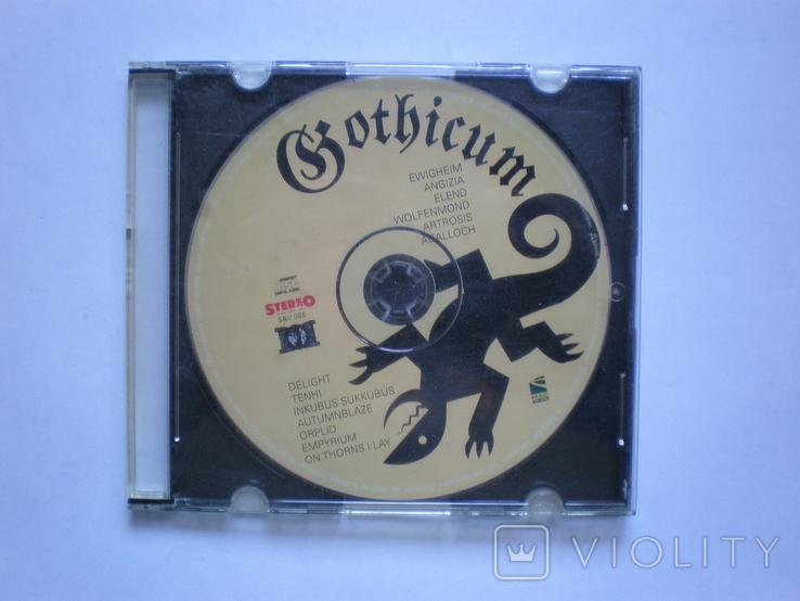 CD Готика, фото №3
