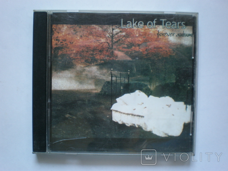 CD Lake of Tears Crematory, фото №2