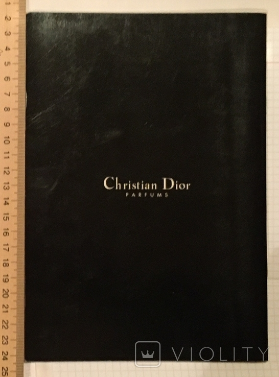 Коллекционный журнал Dior Very, декабрь, 2010 / Диор, фото №3