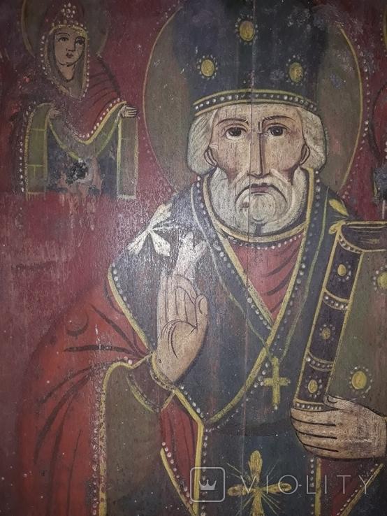 Св. Миколай Чудотворець (кінець 19 ст. - поч. 20 ст.), фото №2