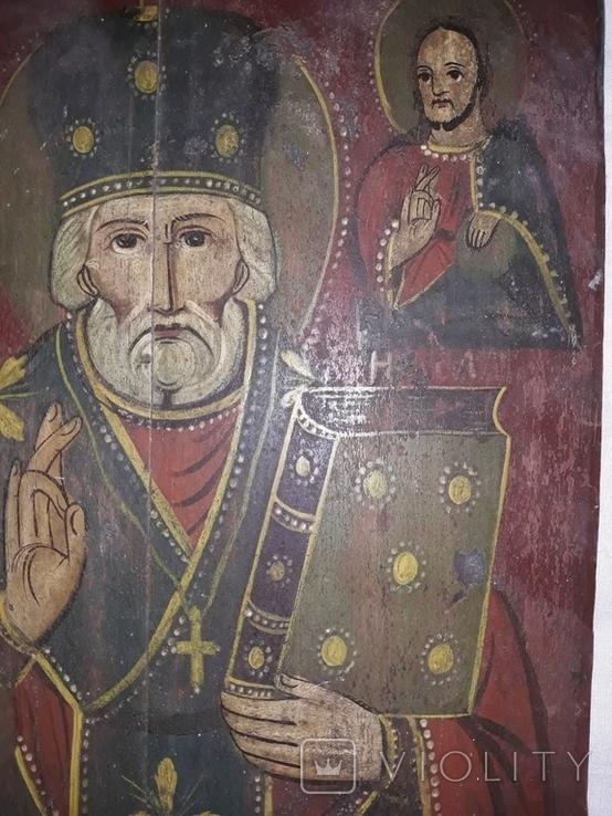 Св. Миколай Чудотворець (кінець 19 ст. - поч. 20 ст.), фото №8